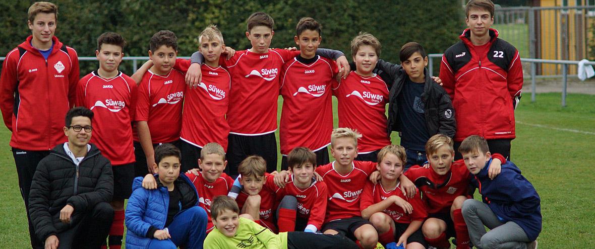 D-Junioren 2015/2016