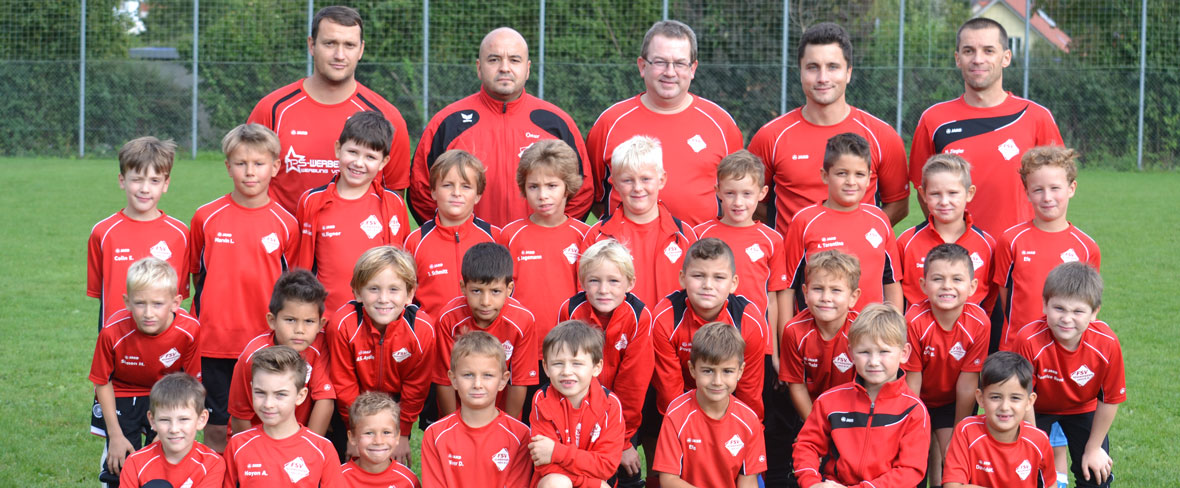 F-Junioren 2015/2016